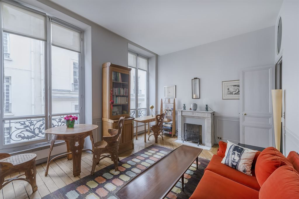 apartment 2 rooms for sale , PARIS (75007)