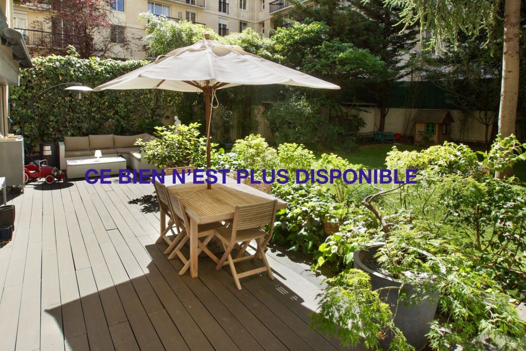 apartment 6 rooms for sale , PARIS (75016)